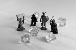 If Motherhood Were an Adventure Path in Dungeons and Dragons