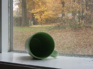 An Autumn Day Without Coffee