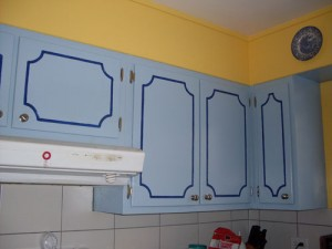 My Kitchen Cabinet Project 3