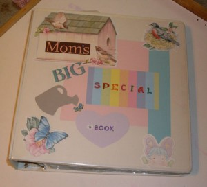 Mom's Big Special Book